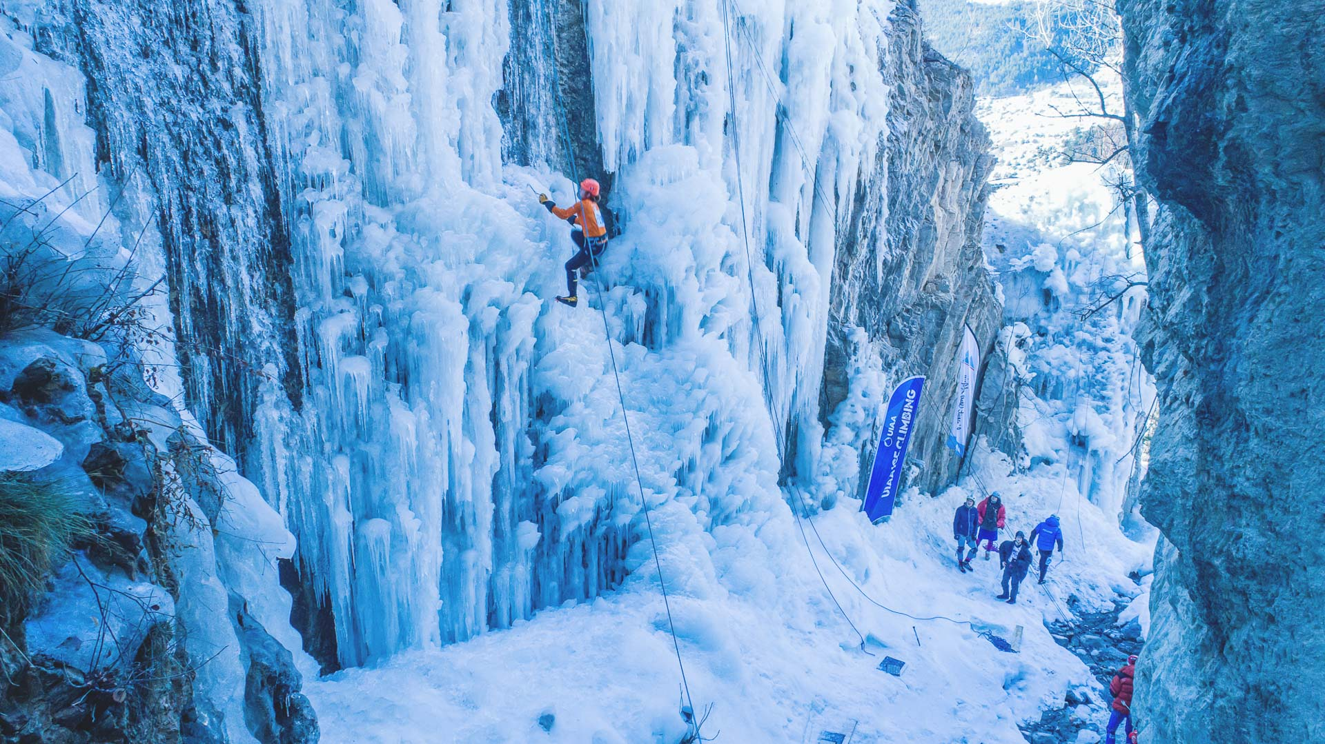 rencontre escalade sur glace)