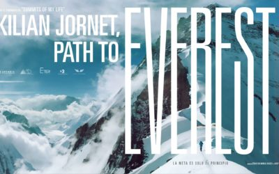 Kilian Jornet offre son film Path to Everest pendant 24h