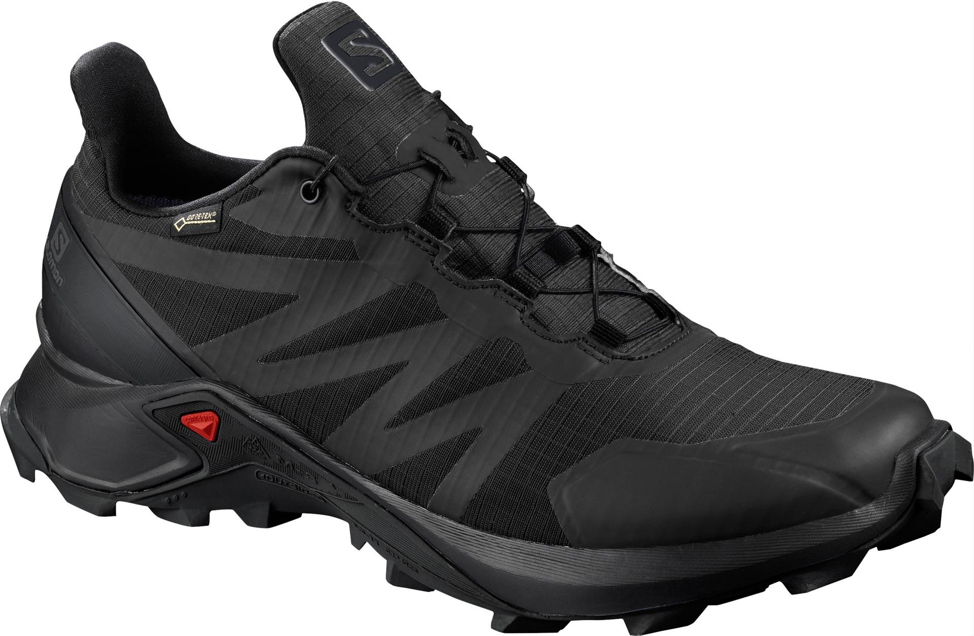 chaussures descentes salomon