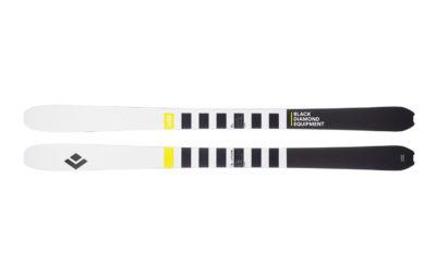 Test ski : Black Diamond Helio Recon 88