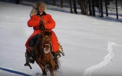 Le cavalier mongol – film complet