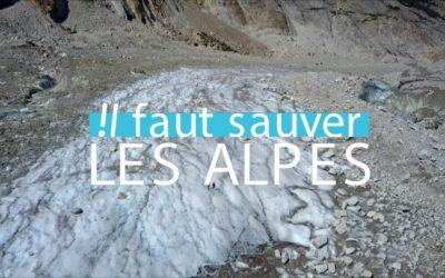 Il faut sauver les Alpes  – film complet