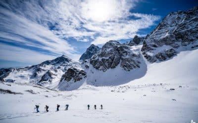 La vidéo du Viso à ski, avec Paul Bonhomme
