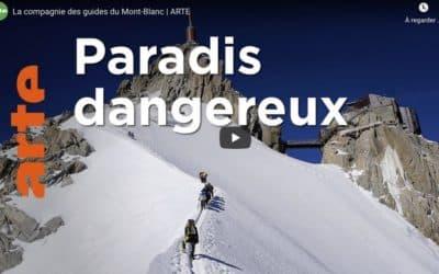 La compagnie des guides du Mont Blanc – Film Arte