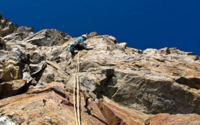 Mont Rose : Hervé et Marco Barmasse à la Punta Gnifetti