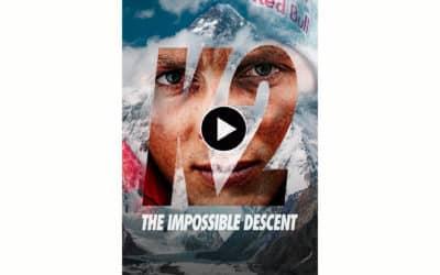 K2 : le film complet de la descente à ski de Bargiel