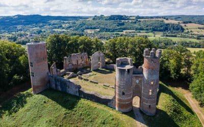 #2 Du château de Bressieux à Chambaran