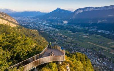 #10 L'Aiguille de Chalais et les rochers de Lorzier