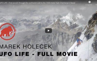 Chamlang : UFO Life, le film d'une des ascensions Piolets d'Or 2020