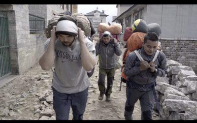 The Porter, un Ricain chez les porteurs de l'Everest