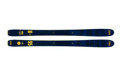 Test ski : Zag Ubac 95