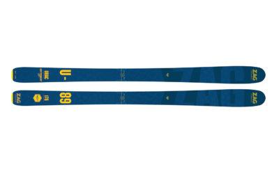Test ski : Zag Ubac 89