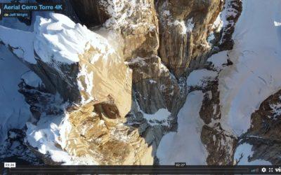 Le Cerro Torre en drone