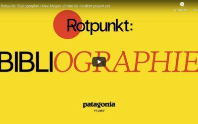 Bibliographie, le 9c d'Alex Megos en vidéo