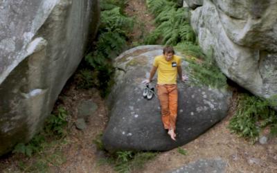 Paragot par Paragot : hommage au grimpeur de Fontainebleau