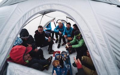 Five stars base camp – Samaya