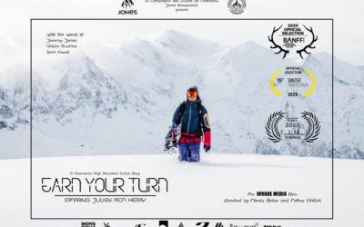 Earn Your Turn : la montagne selon Julien «Pica» Herry