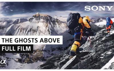 The Ghosts above – L'Everest vu d'en haut