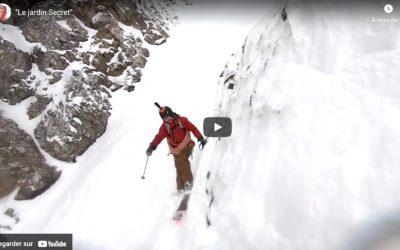 Ski de pente raide : le Jardin Secret de Paul Bonhomme et Vivian Bruchez