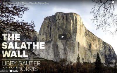 El Capitan : le record féminin de Salathe Wall en vidéo