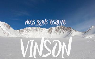The Vinson Odyssey