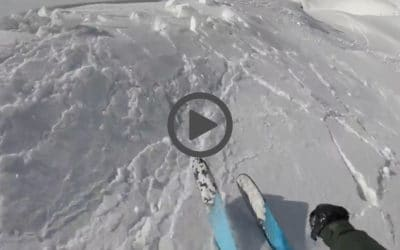 Avalanche vécue le 20 mars