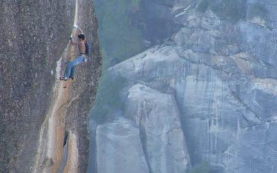 La légende de Dean Potter : free BASE au Yosemite