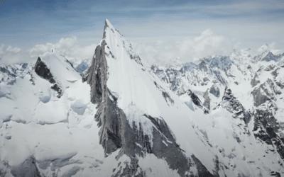 Vidéo ski : Andrzej Bargiel au Laila Peak