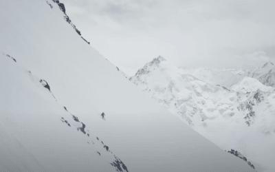 Vidéo : descente à ski d'Andrzej Bargiel au Yawash Sar II