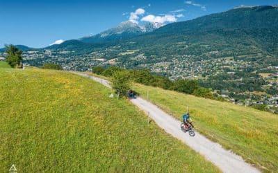 De Vizille à Uriage : rando VTT avec panorama 360°