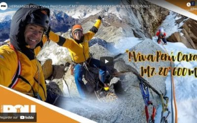 Nouvelle ascension dans les Andes péruviennes pour les frères Pou