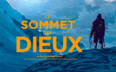 Le sommet des Dieux : bientôt au cinéma