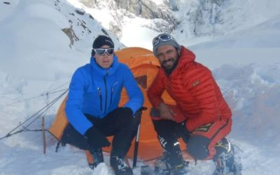 The Last Mountain, l'histoire de Tom Ballard disparu au Nanga Parbat